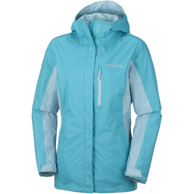 Columbia Pouring Adventure II Jacket Women geyser/iceberg